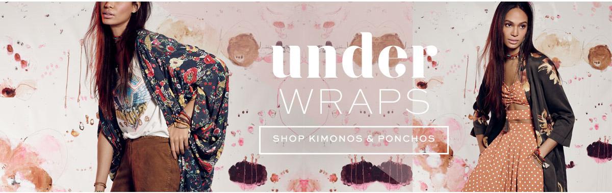 Shop Kimonos & Ponchos at Free People