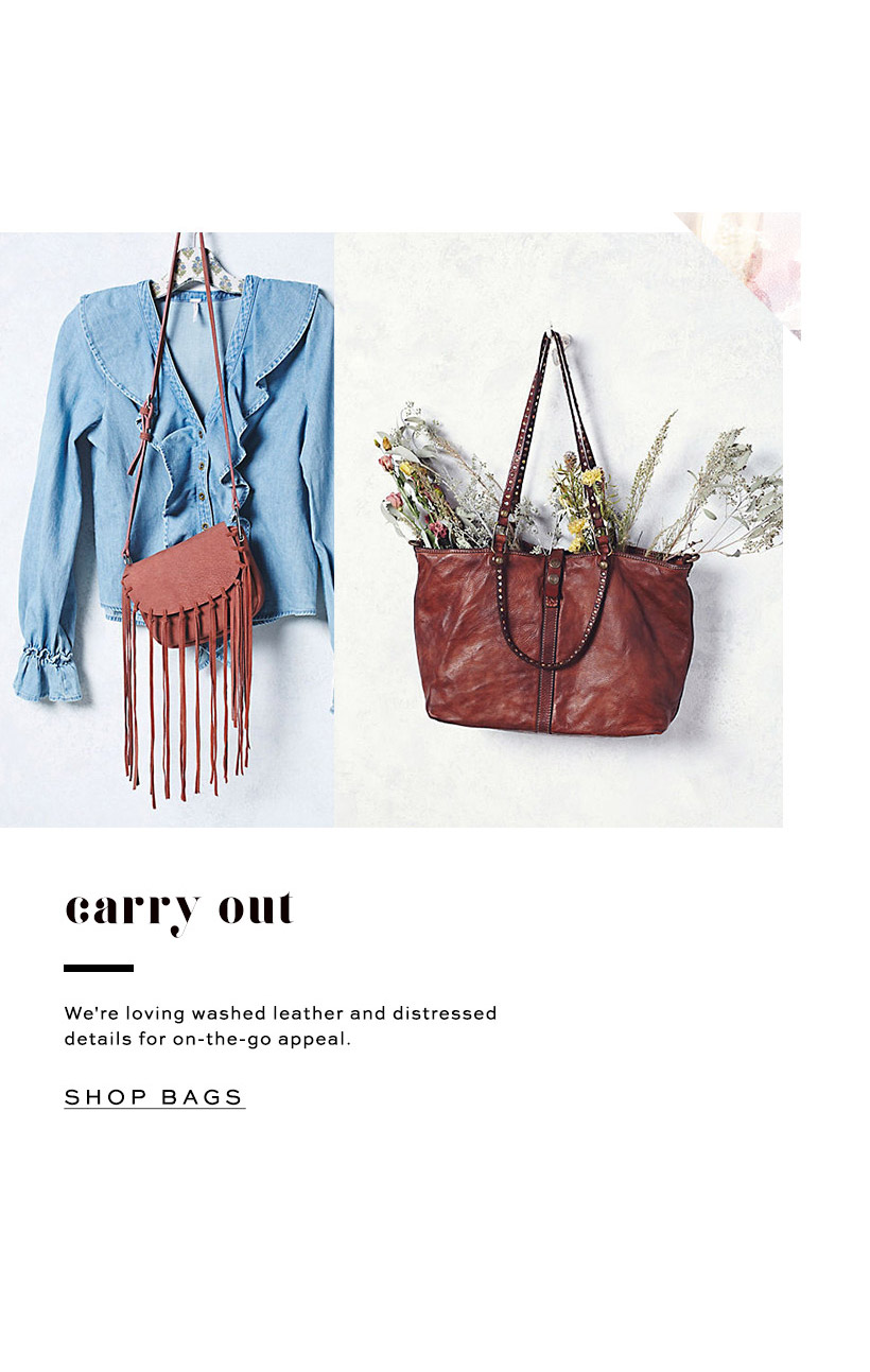 Shop Bags at Free People