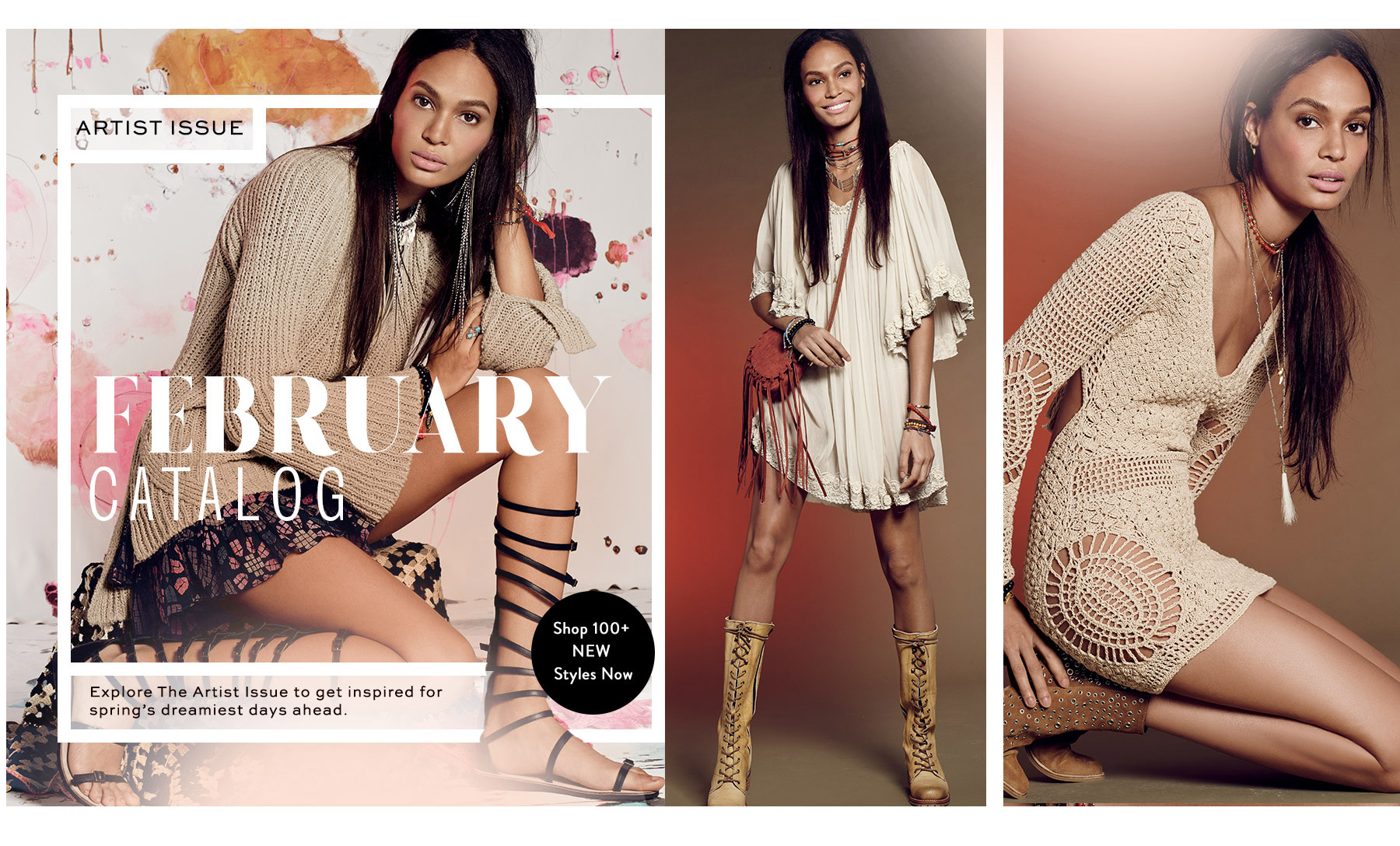 Shop the Feburary 2016 Catalog at Free People