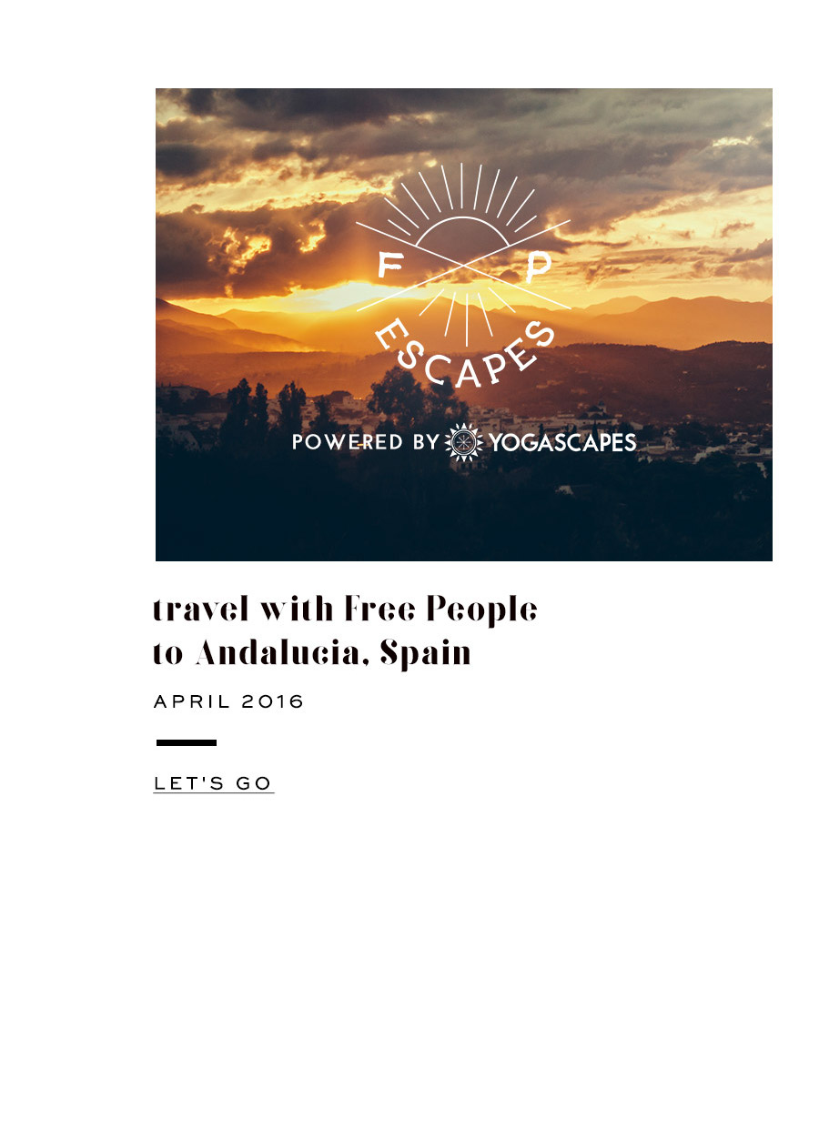 Explore FP Escapes at Free People